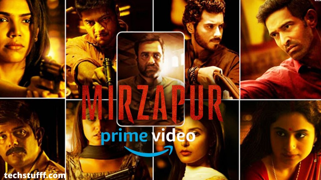 Amazon Prime Hindi dubbed series and movies lists