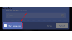 how to make a spoiler tag in discord
