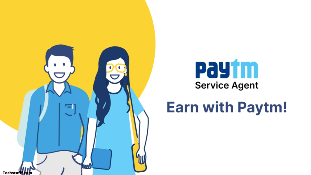 how to become paytm kyc agent