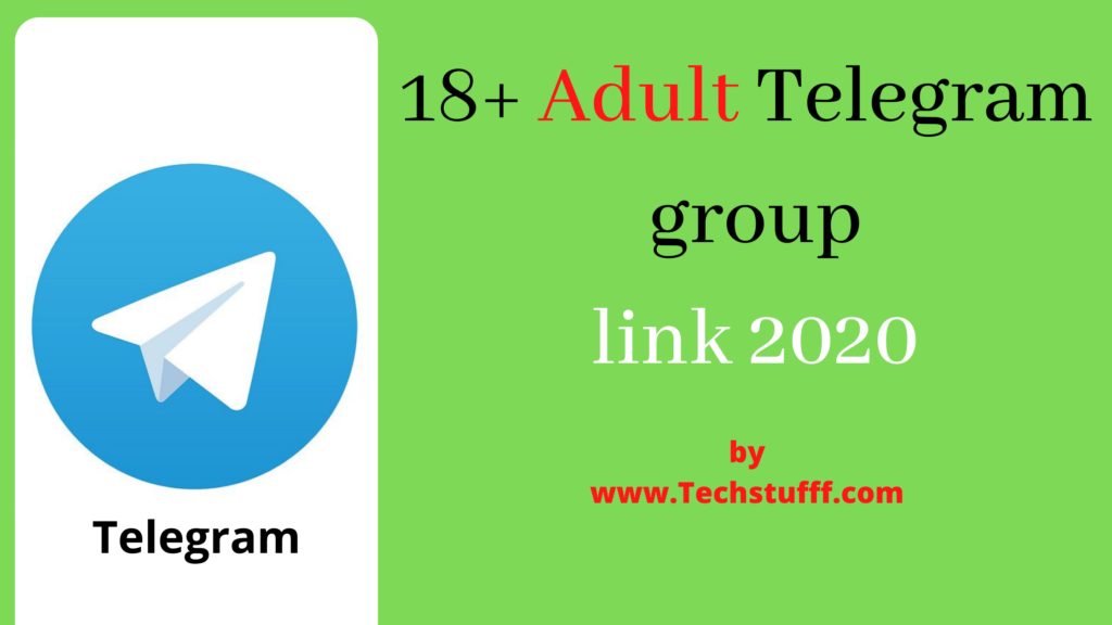 18+ Telegram group link 2020