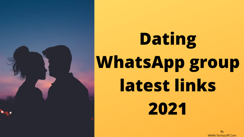 Dating WhatsApp group