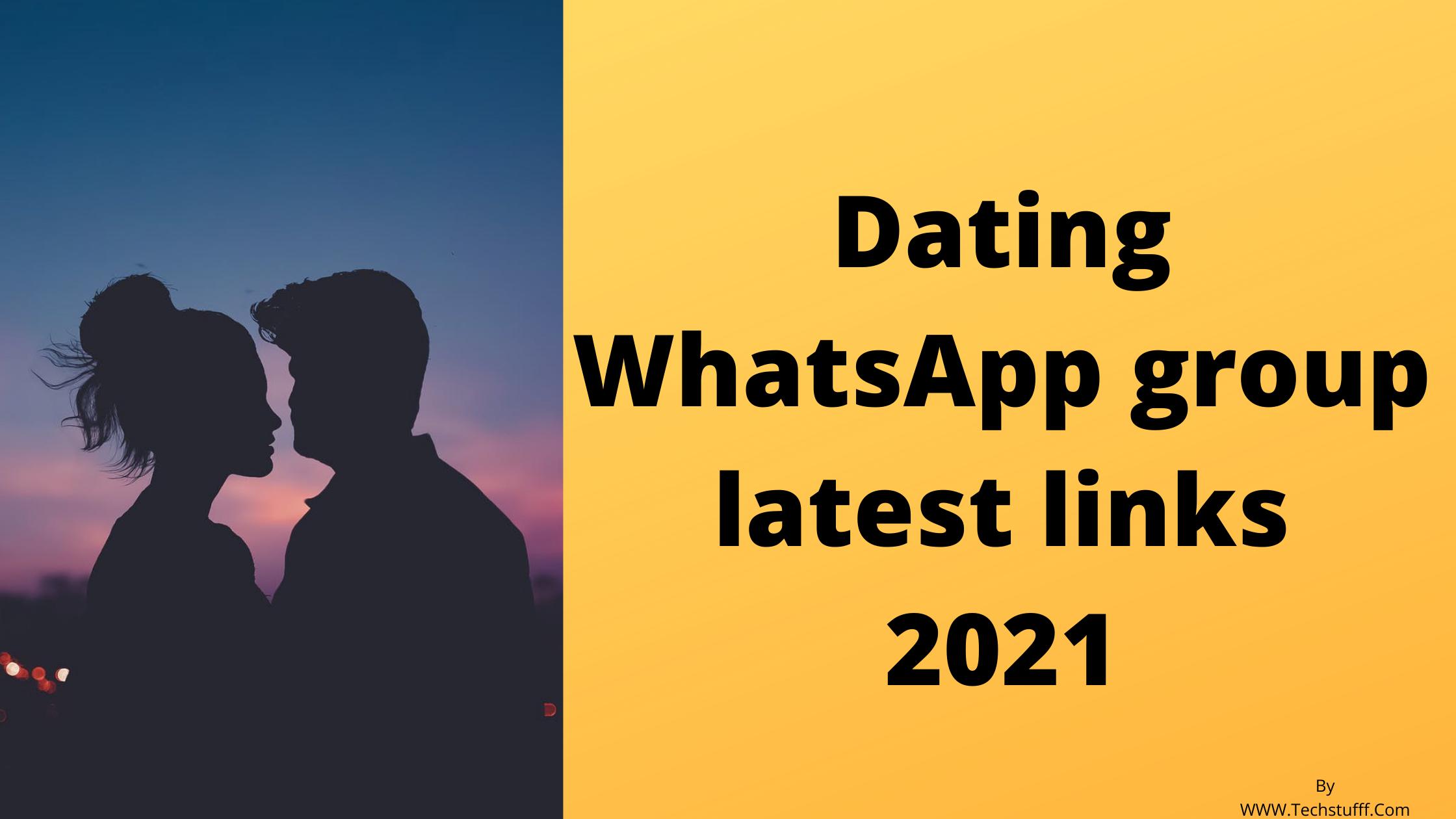 Dating on whatsapp