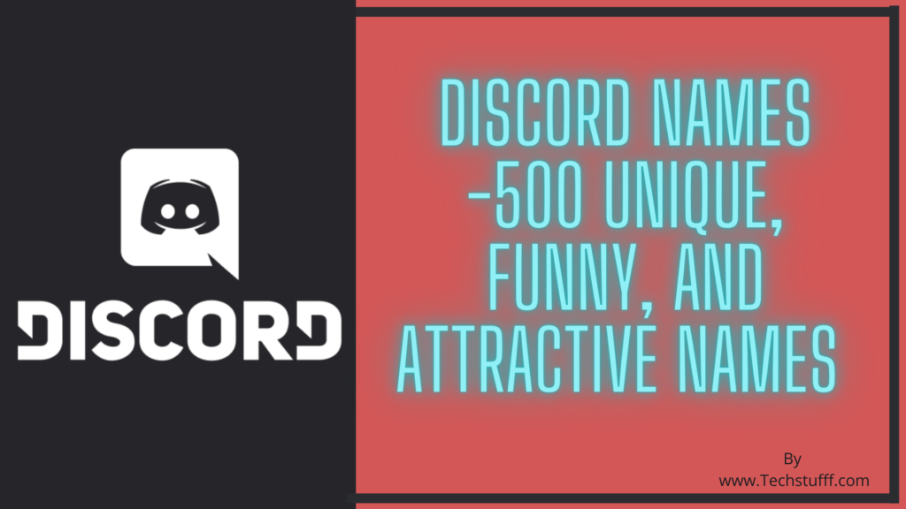 Discord Names