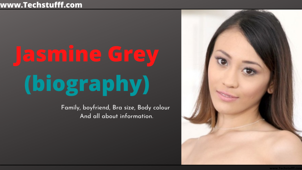 Jasmine grey age, boyfriend, net worth, biography