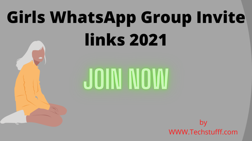 Girls WhatsApp Group Invite links 2021